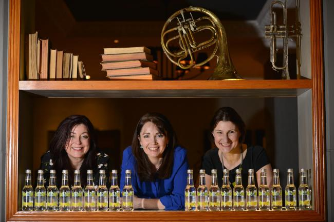 Alcohol-free G&T with a twist - Immaculate will support women in business