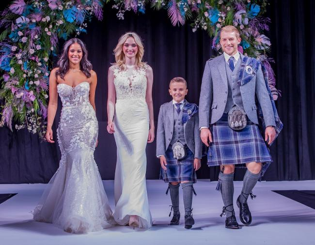 The Scottish Wedding Show returns to the SEC