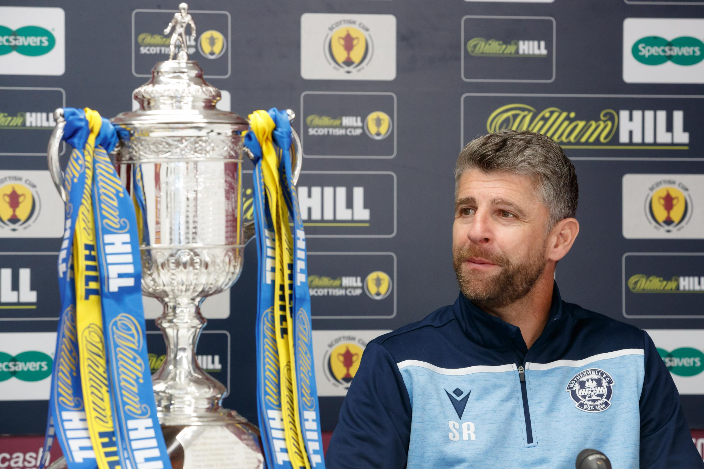 Stephen Robinson vows that court case won't affect Motherwell, and hopes for David Turnbull extension