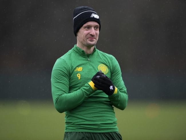 Leigh Griffiths has to prove that he deserves a future at Celtic.