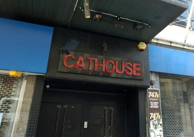 Cathouse nightclub, Glasgow