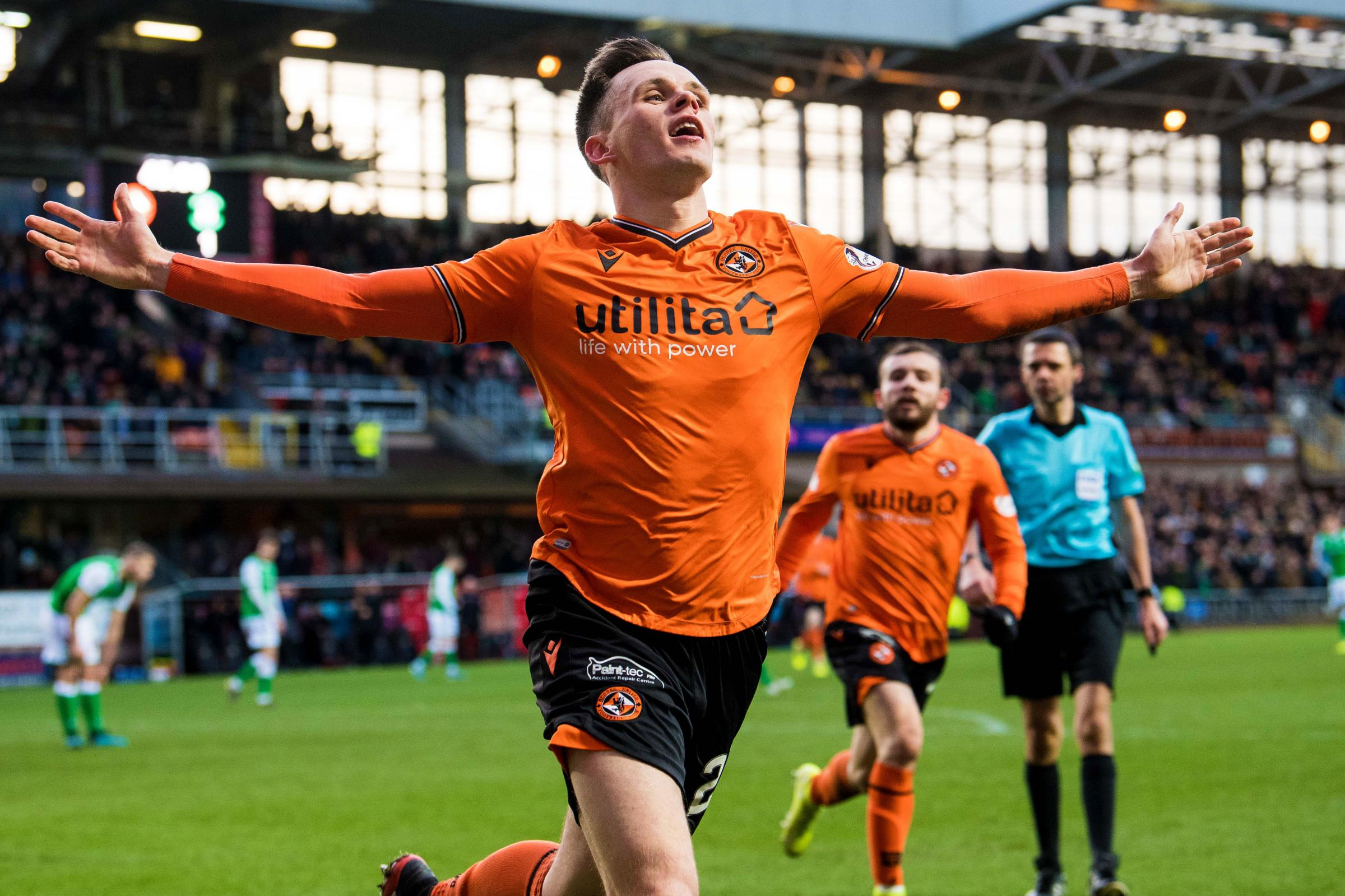 Lawrence Shankland on target again as Dundee United earn Scottish Cup replay