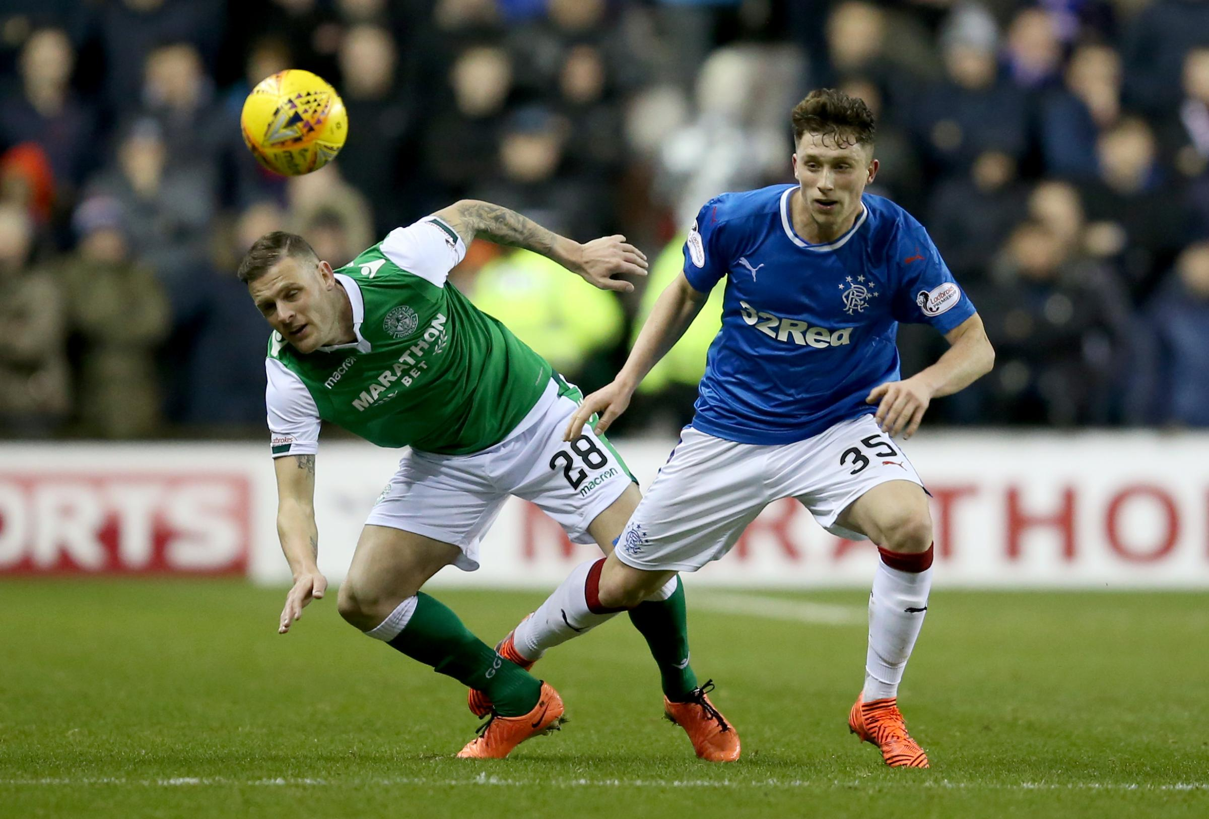 Rangers' Jamie Barjonas completes loan move to Partick Thistle