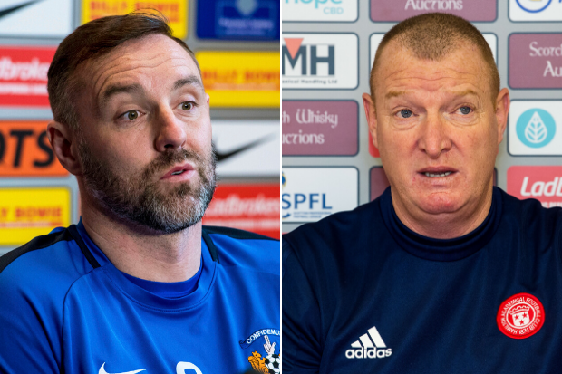 Ex-Rangers striker Kris Boyd posts touching message in support of Brian Rice as Hamilton boss reveals gambling 'disease'