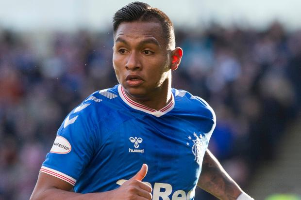 Rangers striker Alfredo Morelos tipped to replace Luis Suarez at Barcelona