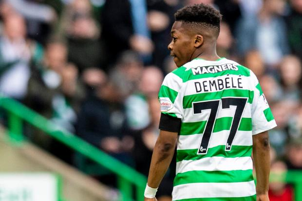 Watch: Karamoko Dembele scores stunner for Celtic colts in Clyde win