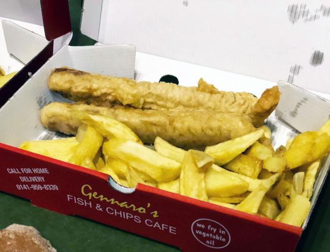 Takeaway Test: We review West End chippie