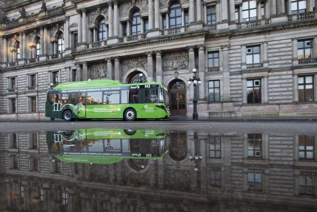 First Group is no longer planning to sell its UK bus operation