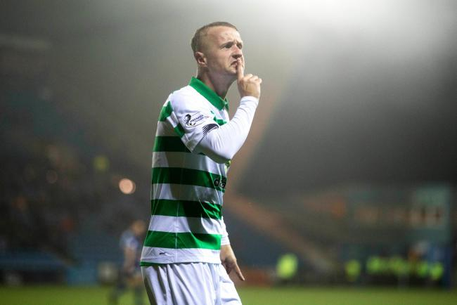 Celtic 'complain to Sky Sports' over Kris Boyd's comments about Leigh Griffiths