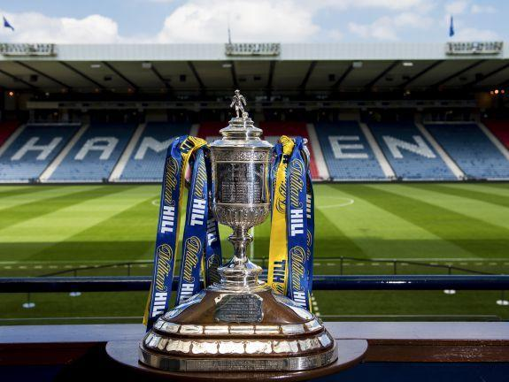 Scottish Cup quarter-finals: TV coverage and kick-off times confirmed