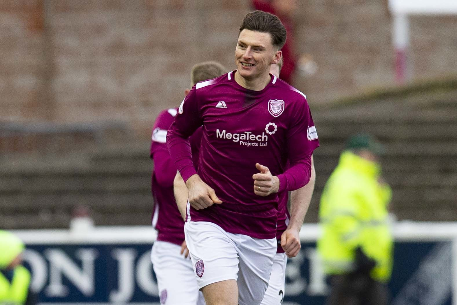 Dream debut for Craig Wighton as Partick Thistle blown away
