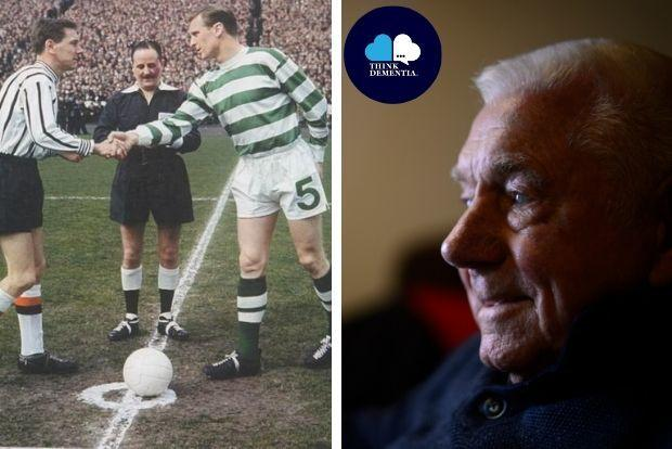 Jim MacLean, who played at the same time as Billy McNeill is now, also battling Alzheimer's Disease