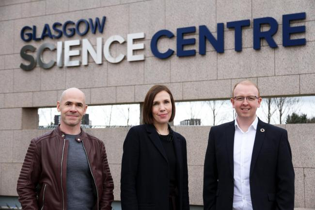 Glasgow Science Centre appoints new trustees - including founder of Scotland's first space company