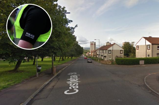 Attempted robberies using violence have increased during lockdown in Glasgow's North
