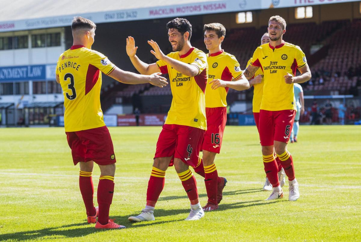 Partick Thistle captain Tam O'Ware on Ian McCall and his injury woes