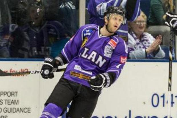 Ash Goldie in his playing days for the Clan