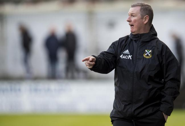 Pollok manager Murdie MacKinnon will not be taking Neilston lightly