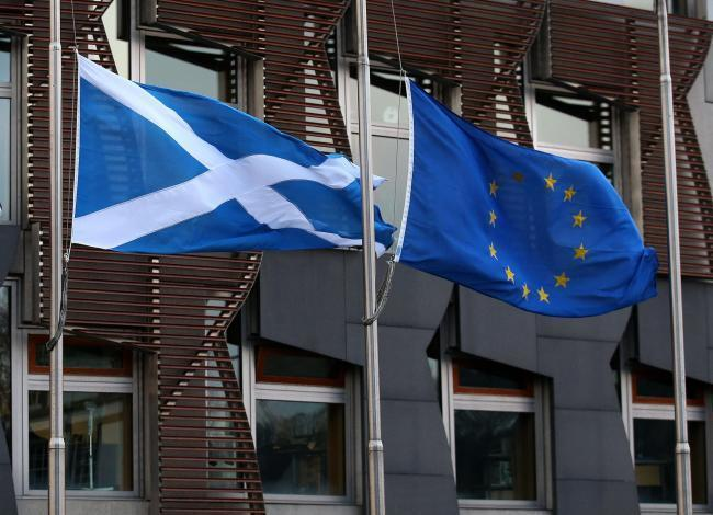 Councillor Kim Long mourns the end of Scotland being in the EU