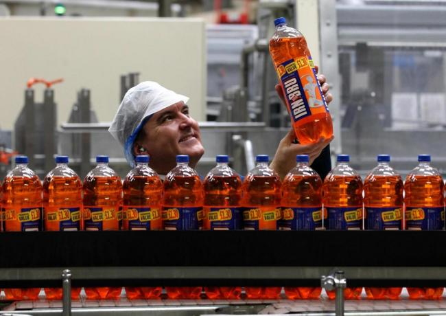 Irn-Bru war emerges as original home Falkirk claims popular drink 'hijacked' by Glasgow