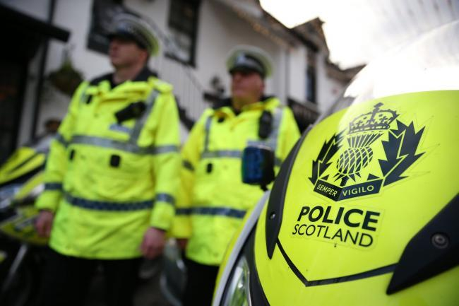 The activity took place at six premises across Glasgow, Inverkeithing, Cowdenbeath and Alloa