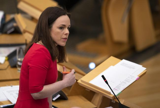Kate Forbes has confirmed a Budget agreement has been made