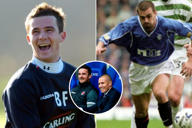Kenny Miller recalls Barry Ferguson and Sergio Porrini brawl at Rangers over training drill