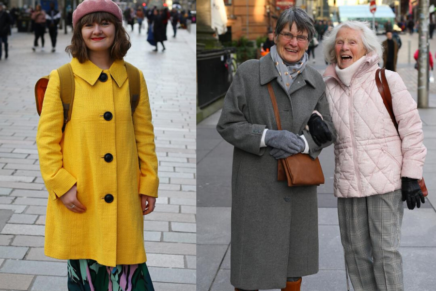 Style Mile: The best of Glasgow's street fashion