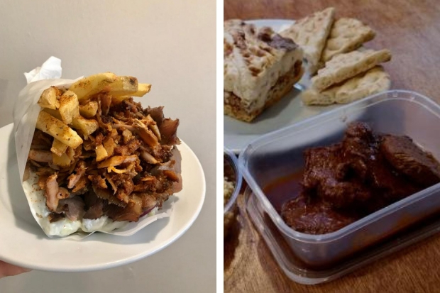 'Instantly, I'm transported back to Crete': We review the Greek takeaway in Glasgow city centre