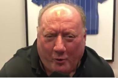 Celtic-daft Alan Brazil roasts Ally McCoist with bizarre singing vid after Rangers' Kilmarnock loss