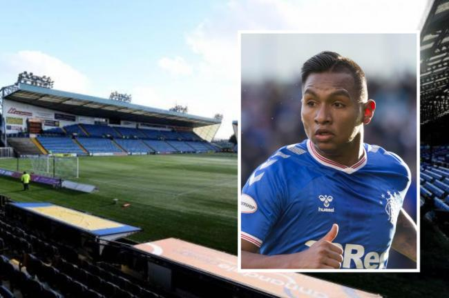 Kilmarnock to probe alleged racist abuse aimed at Rangers striker Alfredo Morelos