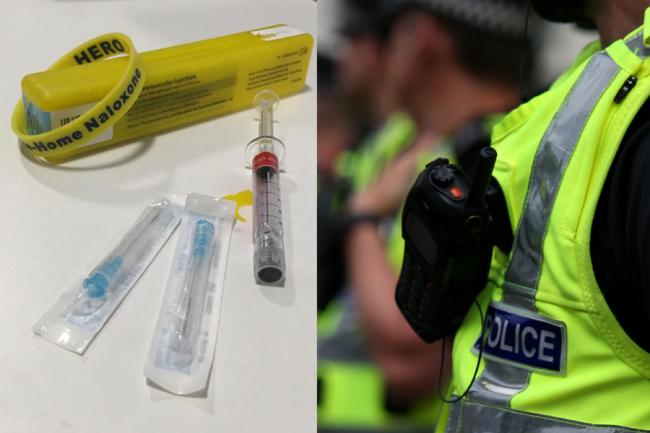 Police propose trial of life-saving nasal spray amid drugs death crisis