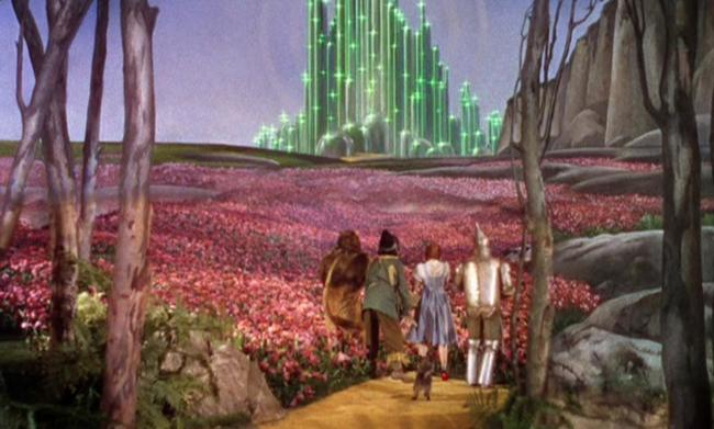 Edinburgh artist who designed Wizard of Oz's Emerald City to be exhibited in Glasgow