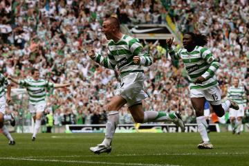 Ex-Rangers striker Kenny Miller on why he signed for Celtic