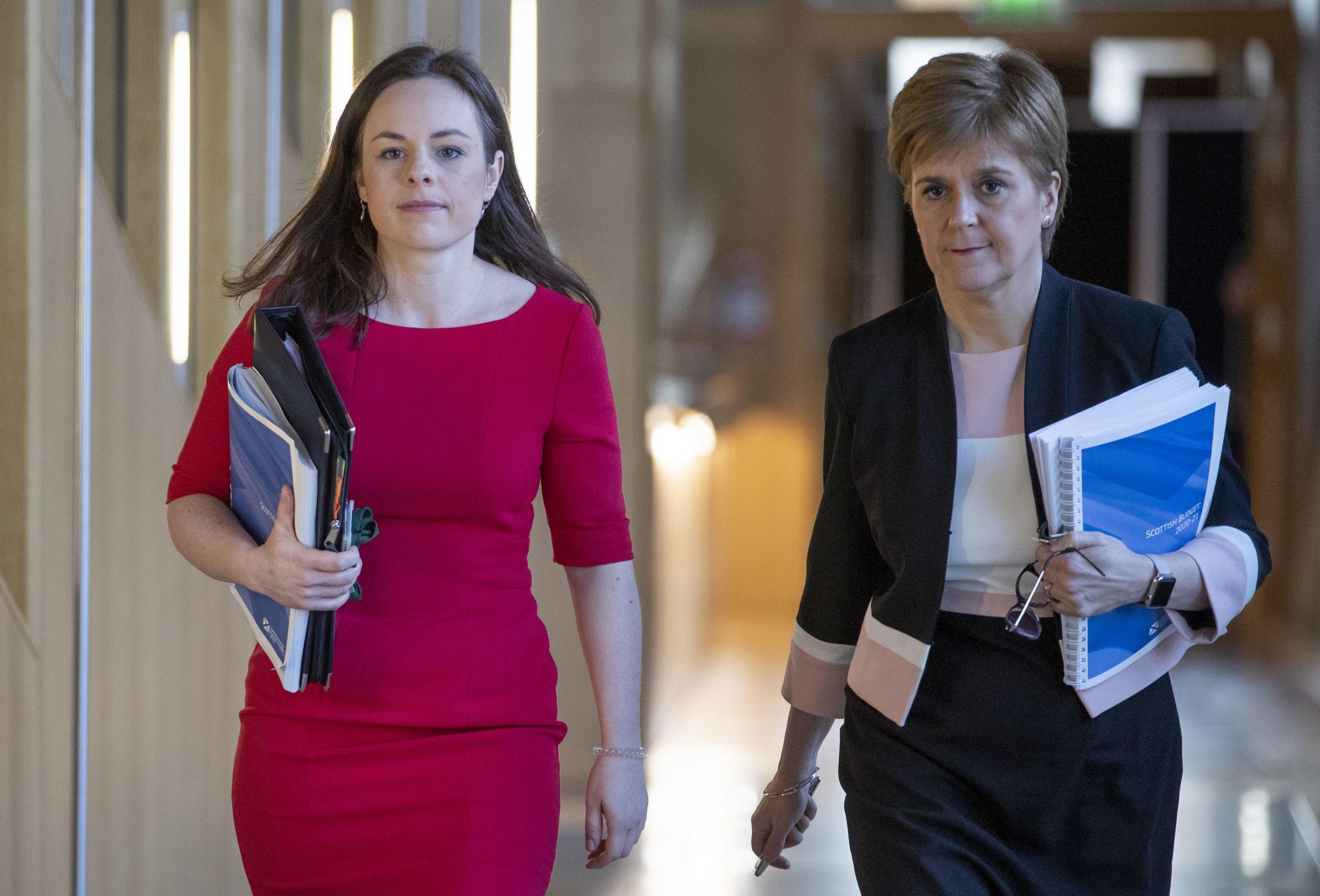 Nicola Sturgeon: We have strong investment to meet net zero challenge