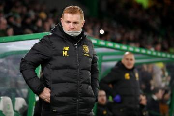 Title race still on Neil Lennon's mind even as Celtic turn attention to Europe