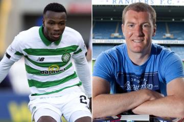 Boli Bolingoli is FINISHED at Celtic, says ex-Rangers striker Kevin Kyle