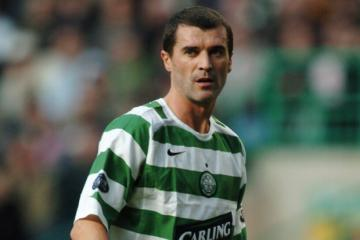 Ex-Celtic star Roy Keane to appear at Glasgow's Pavilion for special fan Q&A event