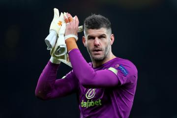 Fraser Forster says his penalty save could be the big moment in Celtic's tie with Copenhagen