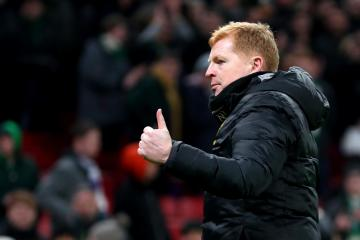 Neil Lennon reflects on a job well done in a frantic year since Celtic return