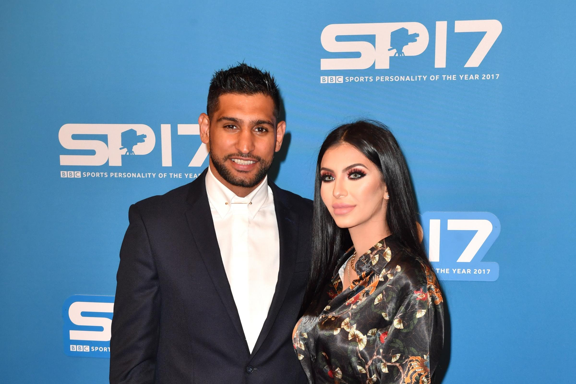 Amir Khan welcomes third child with wife Faryal...