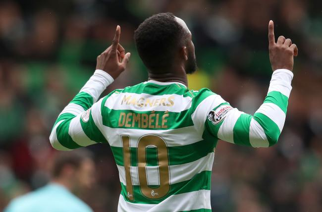 Celtic could earn whopping £8million on Dembele to Chelsea as Lyon asking price revealed