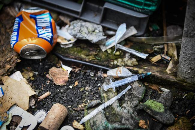 Glasgow is in the middle of a drug-deaths crisis. Here's what the police are doing about it