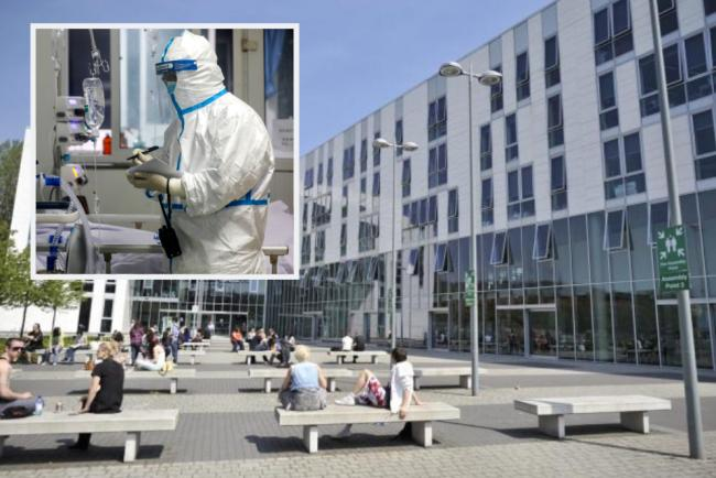 Chinese school to reopen at Glasgow Kelvin College after coronavirus suspension