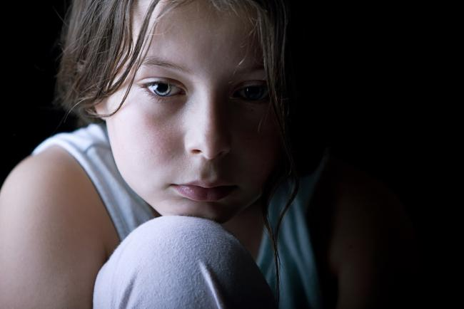 Thousands of children are contacting mental health services with sucidal thoughts