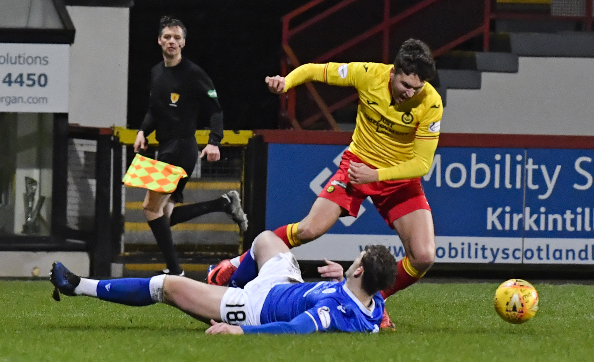 Partick Thistle 0, Queen of the South 0: Five things we learned