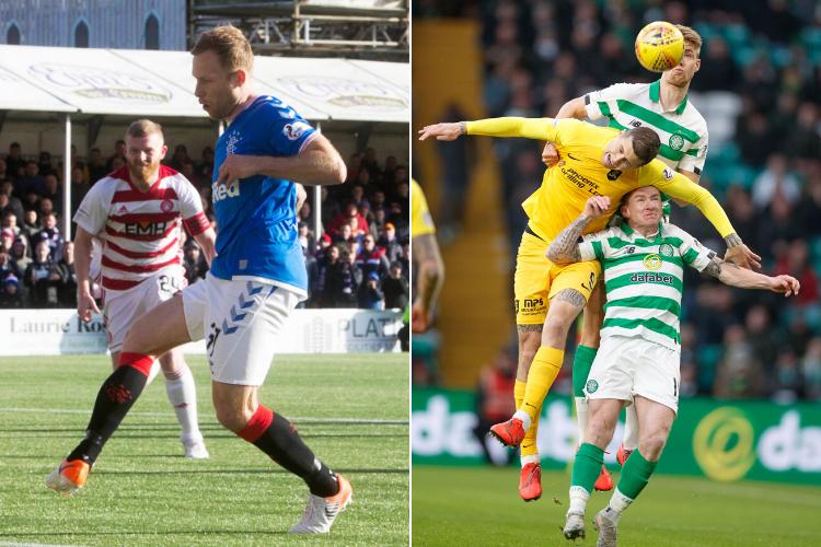Rangers 0-1 Hamilton | Livingston 2-2 Celtic as it happened: Tom Rogic levels late for Celtic as David Moyo wins it for Accies