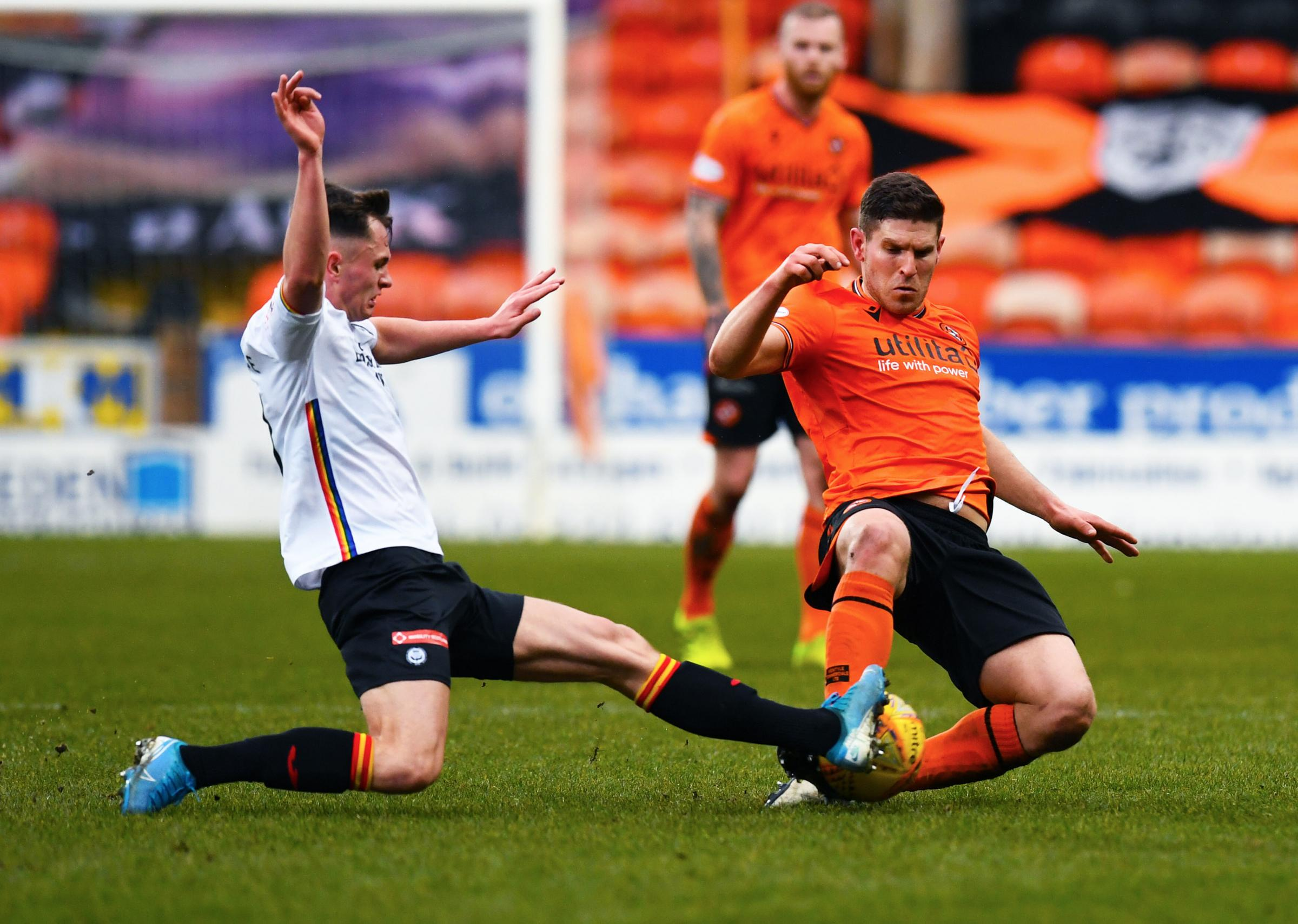 Dillon Powers in bittersweet reflection as first Dundee Utd goal blighted in Thistle draw