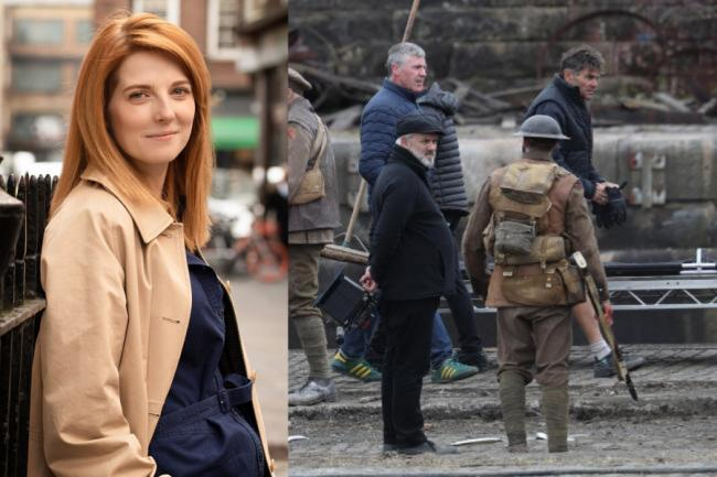 Glasgow's own screenwriting 1917 star Krysty Wilson returns to city next month for exclusive Q&A event