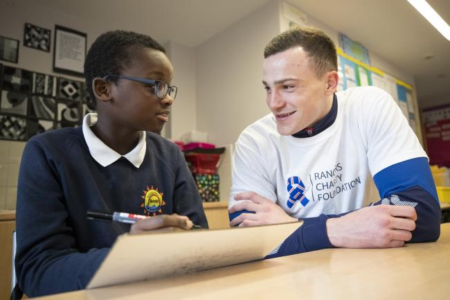 Rangers Charity Foundation launches inclusive project to battle racism