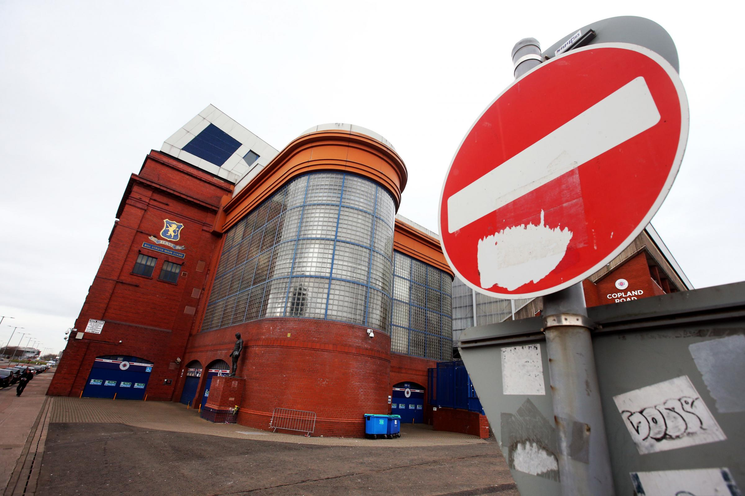 Coronavirus outbreak sparks Scottish football standstill